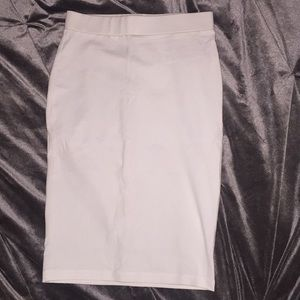 Pencil bandage skirt